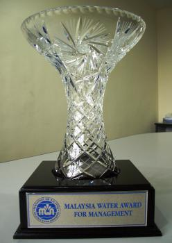 Malaysia Water Award For Management