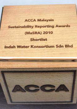 ACCA Malaysia Sustainability Reporting Awards (MaSRA) 2010