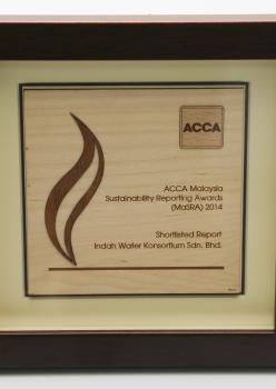 ACCA Malaysia Sustainability Awards (MaSRA) 2014