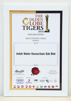 The Water Efficiency Awards @ The Golden Globe Tigers Award
