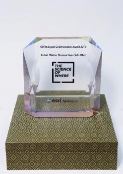 Esri Malaysia GeoInnovation Award 2019