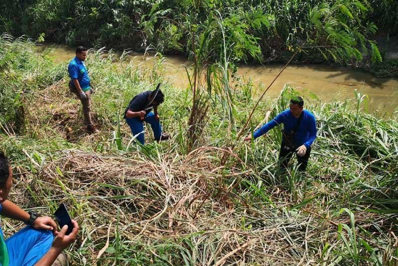 Pejabat Operasi Pahang - Taman Air Putih Perdana