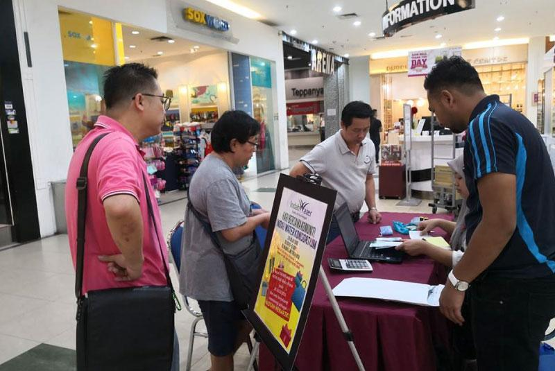 Community Engagement AEON Kepong